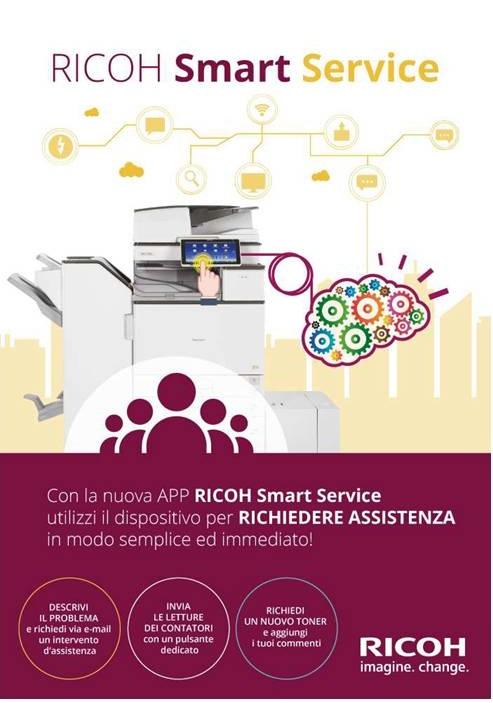 Ricoh Smart Service - Noleggio Multifunzione e Stampanti