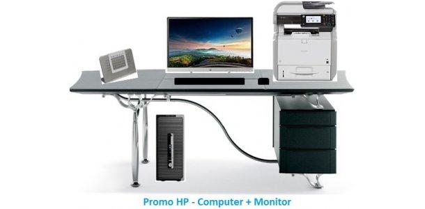 Promo Primavera '18 - HP Computer+Monitor