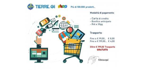 E-Shop TIERRE.GI